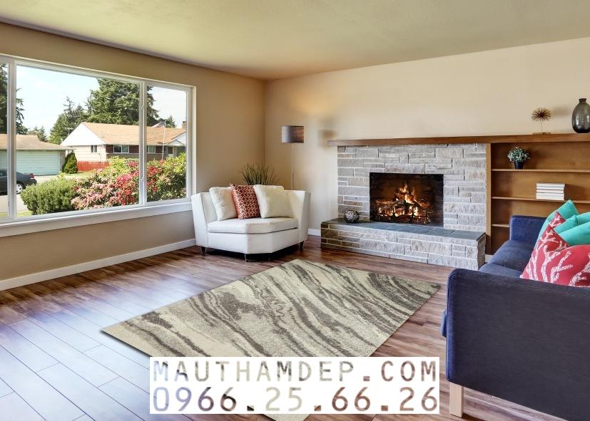 Tổng đại lý Thảm trang trí - Thảm sofa nhập khẩu - E0013