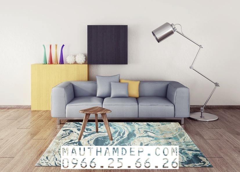 Tổng đại lý Thảm trang trí - Thảm sofa nhập khẩu - I0023