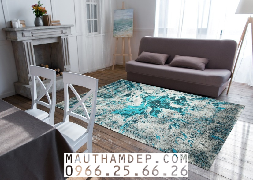 Tổng đại lý Thảm trang trí - Thảm sofa nhập khẩu - I0026