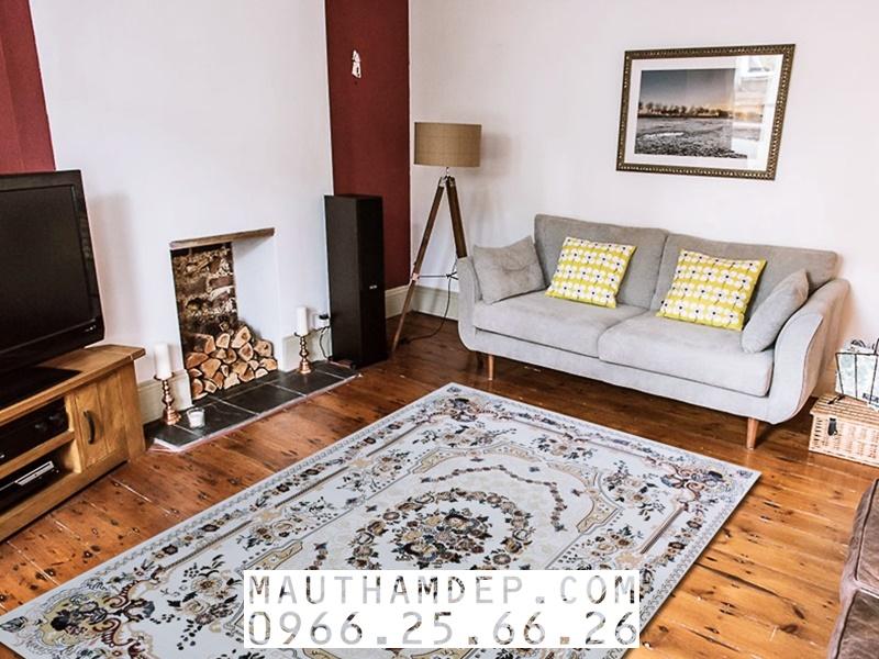 Mẫu thảm Sofa tân cổ điển ĐẸP của Mẫu Thảm Đẹp