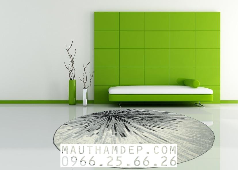 Tổng đại lý Thảm trang trí - Thảm sofa nhập khẩu - M0013R20