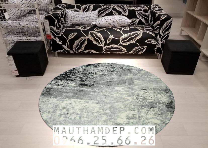 Tổng đại lý Thảm trang trí - Thảm sofa nhập khẩu - M0016R20