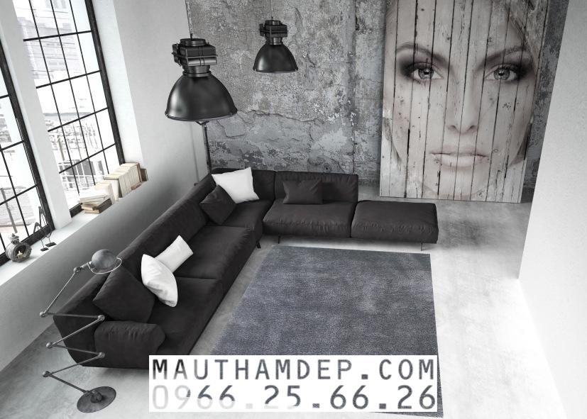 Tổng đại lý Thảm trang trí - Thảm sofa nhập khẩu - N0002