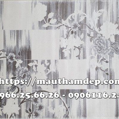 Thảm trang trí phòng khách DEVDAS_LUREX_Z1796_WHITE_WHITE