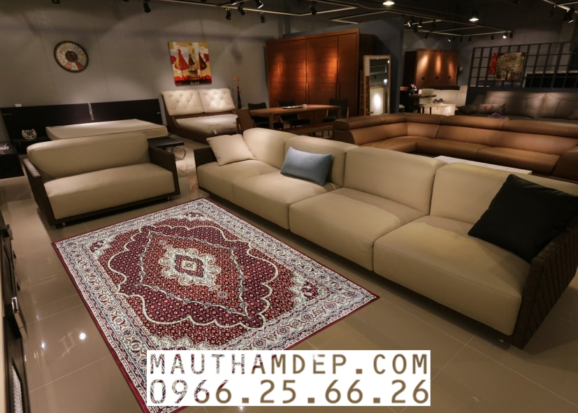 Tổng đại lý Thảm trang trí - Thảm sofa nhập khẩu - R0031