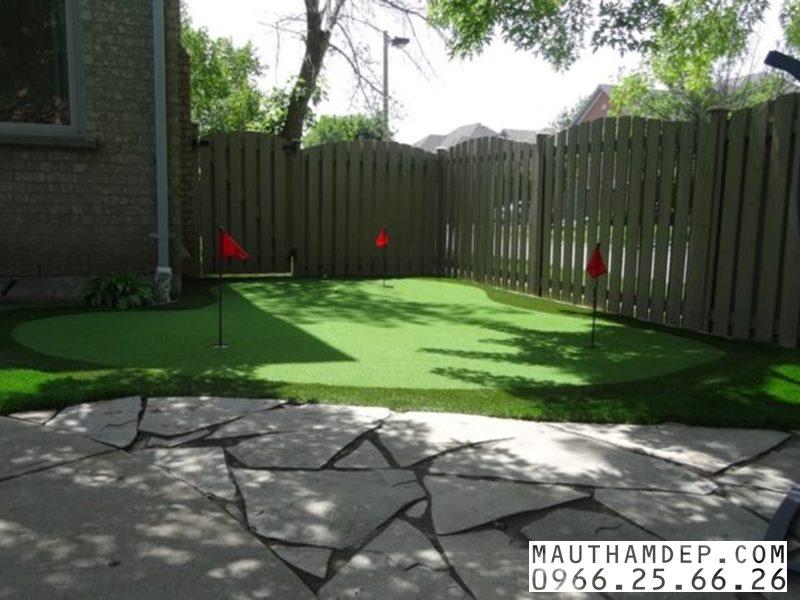 Thảm cỏ cao cấp Sân Golf