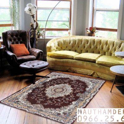 Thảm trang trí sofa tại Ninh Thuận