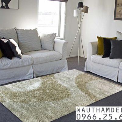 Thảm trang trí sofa tại Long An