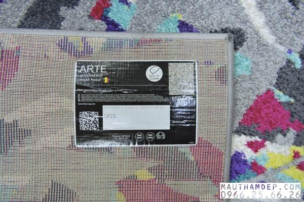 Thảm trang trí arte 25108053- 6