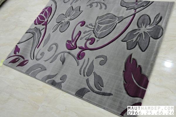 Thảm trang trí d0012- 4