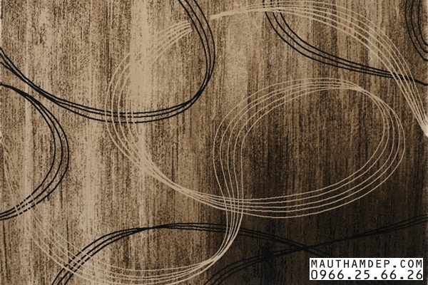 Thảm trang trí d0021- 1